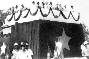 Tư tưởng về quyền con người và quyền dân tộc trong Tuyên ngôn Độc lập của Chủ tịch Hồ Chí Minh