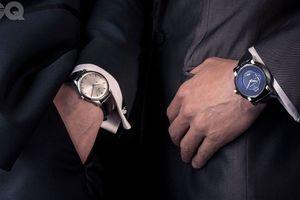 Ba quy tắc căn bản để phối đồng hồ với trang phục nam giới