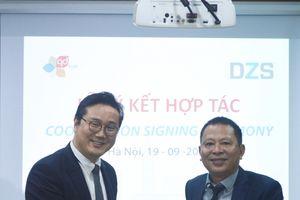 QD.TEK ký kết hợp tác với DASAN Zhone Solutions Việt Nam