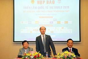 Hơn 500 doanh nghiệp quốc tế tham gia Vietbuild TP. Hồ Chí Minh 2018