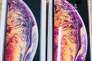 iPhone Xs Max đã về Việt Nam với mức giá 'rẻ hơn dự kiến'
