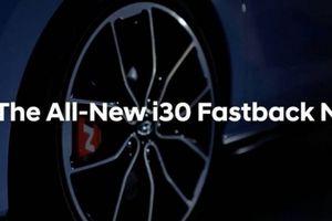 Hyundai i30 Fastback N sẽ được tiết lộ trên đường từ Rome tới Paris vào ngày 26/9 tới
