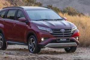 Tìm hiểu trước 'bom tấn' Toyota Rush 7 chỗ sẽ ra mắt khách hàng Việt trong tháng này