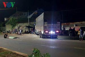 Va chạm mạnh với xe tải, nam thanh niên tử vong tại chỗ