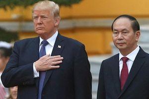 Hình ảnh Chủ tịch Trần Đại Quang qua truyền thông nước ngoài