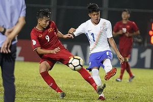 Thua sút thể lực, U16 Việt Nam trắng tay trước Ấn Độ