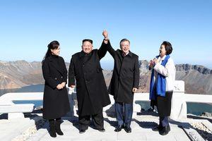 Ông Moon Jae-in chia sẻ quà ông Kim Jong-un tặng cho 4.000 người Hàn Quốc