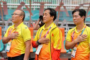HLV Park Hang Seo bật mí 4 yếu tố tạo nên 'tinh thần Việt'