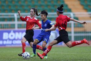 Giải bóng đá nữ VĐQG 2018: Than Khoáng sản Việt Nam lên ngôi đầu