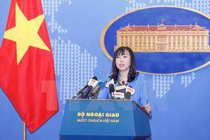 Việt Nam đề nghị các nước đóng góp tích cực để duy trì hòa bình trên Biển Đông