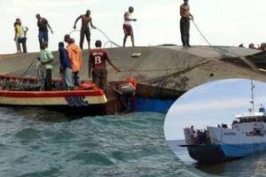 Tai nạn chìm phà tại Tazania, ít nhất 44 người thiệt mạng