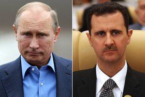 Tổng thống Putin từ chối điện thoại của Tổng thống Syria vì vụ máy bay rơi?