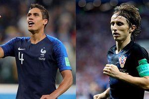 HLV Steve Darby: 'Varane xứng đáng đua tranh với Modric hơn Ronaldo'