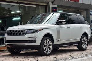 Range Rover Autobiography LWB 2018 đầu tiên về VN, giá 14 tỷ đồng