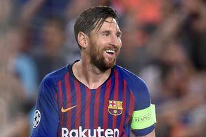 Messi 'chơi đẹp' ở lễ trao giải Cầu thủ xuất sắc nhất FIFA