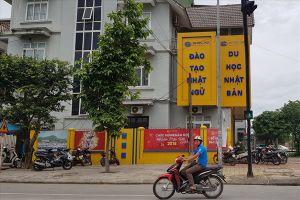 Nghệ An: Nhiều góc khuất từ các công ty tư vấn du học