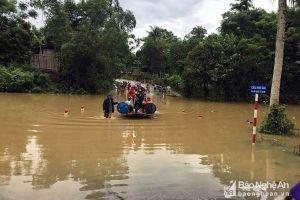 Nghệ An: Yêu cầu các nhà máy thủy điện bồi thường cho các hộ dân bị thiệt hại từ việc xả lũ