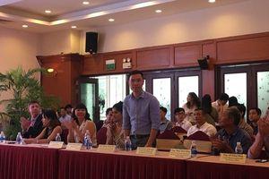 Hội thảo về sáng kiến kiểm soát dịch HIV bền vững tại Việt Nam