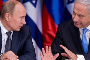 Israel vội trao dữ liệu vụ Il-20: Lo Nga trả đũa?