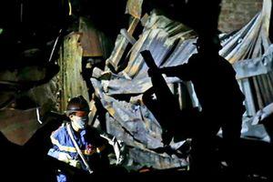 Thông tin mới nhất từ hiện trường phát hiện thi thể sau vụ cháy gần Viện Nhi T.Ư