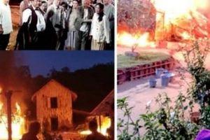 Vụ hỏa hoạn khiến 'nữ hoàng kungfu' bỏng nặng: Clip hiện trường hé lộ tình tiết bất ngờ