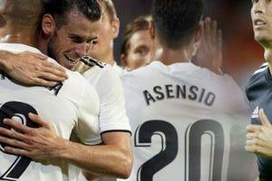 Thông kê cho thấy Real Madrid 'sống khỏe' khi không có Ronaldo