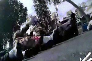 Xả súng tại lễ diễu hành của quân đội Iran, 8 binh sĩ tử vong