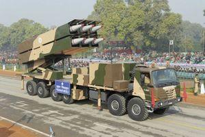 Ấn Độ tiếp tục thử thành công tên lửa tầm ngắn mới