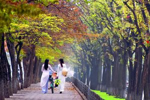 Hương sắc mùa thu