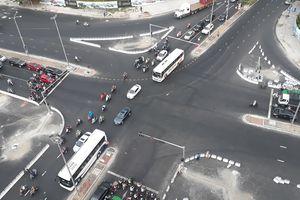 Hiệu quả giao thông tại các vòng xuyến sau khi cải tạo, nâng cấp