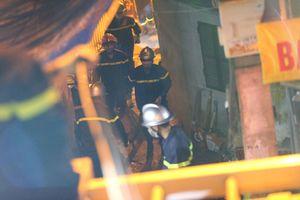 Danh tính 2 nạn nhân trong vụ cháy trên đường Đê La Thành