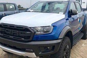 'Soi' bán tải Ford Ranger Raptor giá 1,2 tỷ tại Việt Nam