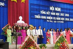 Thành phố Nha Trang đầu tư mạnh cho ngành giáo dục