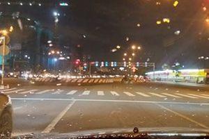 Đại úy CSGT gây tai nạn làm chết 2 người