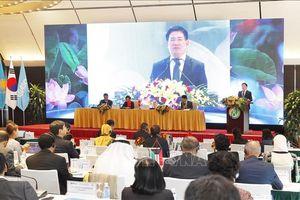 Bế mạc Đại hội các cơ quan Kiểm toán Châu Á lần thứ 14 tại Hà Nội
