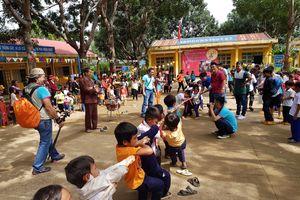 Trung thu yêu thương cho trẻ em vùng sâu ở Gia Lai