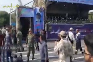 Nhóm tay súng tấn công cuộc diễu binh ở Iran, 25 người chết