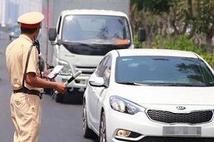 Tăng cường xử lý vi phạm về điều khiển xe ô tô, về an toàn kỹ thuật và bảo vệ môi trường