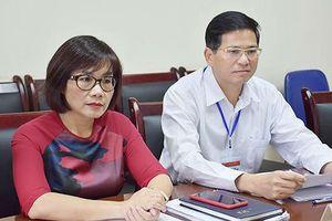 Thứ trưởng Đặng Hoàng Oanh tiếp công dân tháng 9/2018