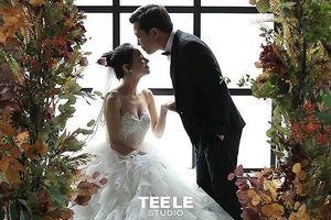 Nhã Phương tung ảnh cưới đẹp như cổ tích