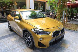 Chi tiết BMW X2 đầu tiên ở Việt Nam