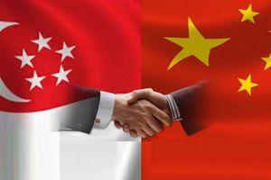 Singapore – Trung Quốc bắt tay quyết đẩy mạnh tự do thương mại