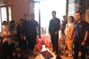 Hải quan Đà Nẵng tặng quà cho các cháu thiếu nhi hoàn cảnh khó khăn dịp Trung thu