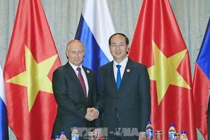Những dấu ấn ngoại giao của Chủ tịch nước Trần Đại Quang