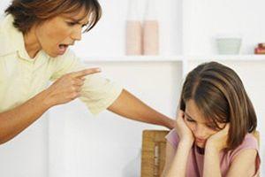 Phụ huynh nghĩ gì về con cái chửi bậy