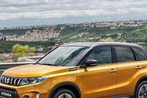 Cận cảnh Suzuki Vitara 2019 sắp được tung ra thị trường