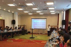 Hội Luật gia VN dự hội thảo 'Thực trạng tại Biển Đông – các biện pháp giải quyết tranh chấp khả thi'