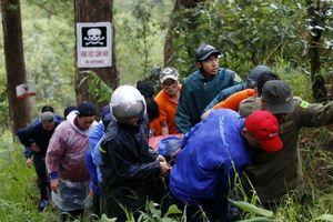 Lâm Đồng: Nhảy thác sai kỹ thuật, du khách ngoại quốc tử vong
