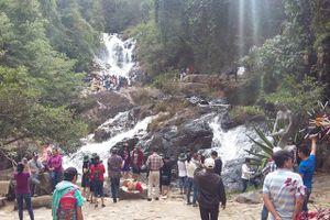 Nam du khách nước ngoài tử nạn khi tham gia trò chơi trượt thác Datanla, Đà Lạt