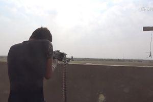 Mỹ-Pháp yểm trợ người Kurd Syria đánh thốc vào thung lũng Euphrates, diệt hàng chục tay súng IS